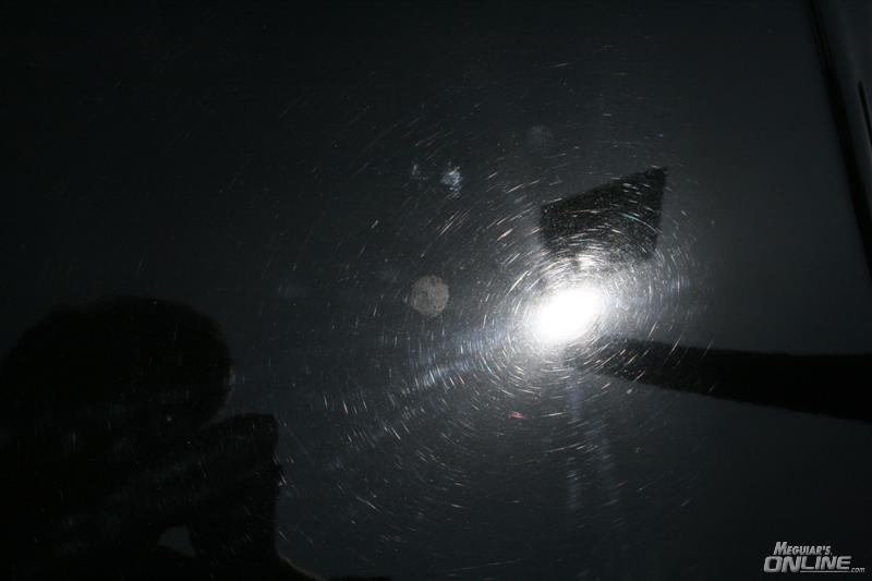 how to avoid swirl marks on black cars