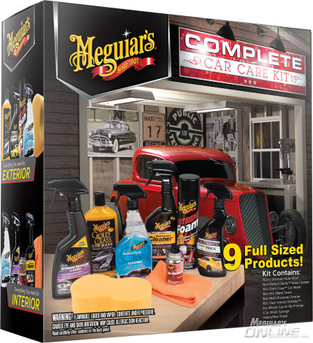 Meguiar S Holiday Gift Kits Available Now