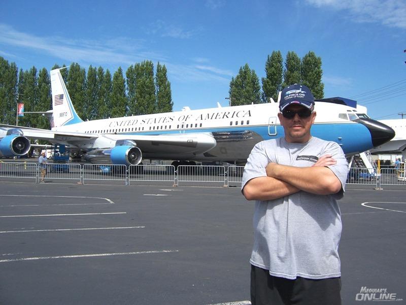 SAM 970 - The first jet \