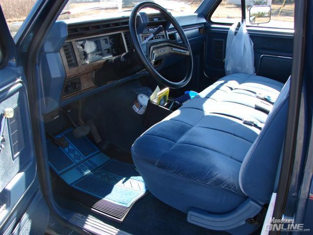 1986 ford f 150 original owner
