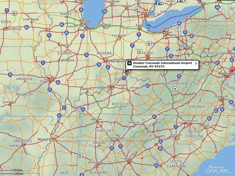 Restaurants Near Cincinnati Northern Kentucky Airport