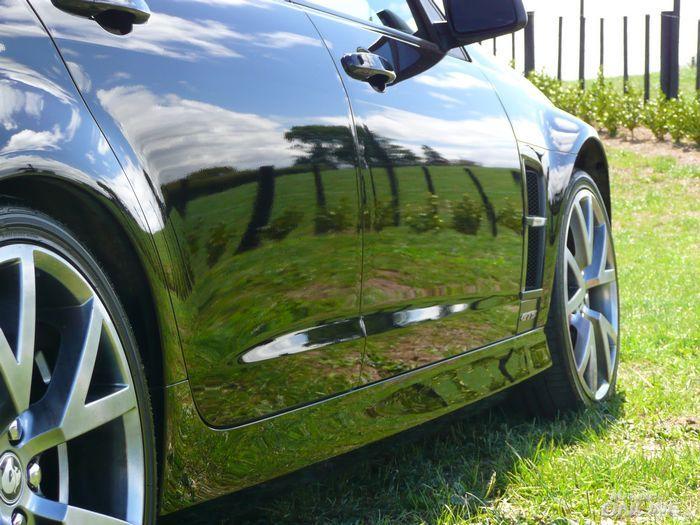 Black Holden 307 GTS - Car Care Forums: Meguiar's Online